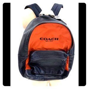 NEW Large Unisex Coach backpack 🎒 NWT